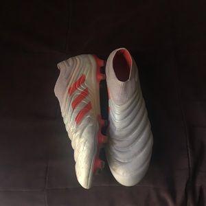 adidas Shoes - Adidas Copa 19+ White/Red FG